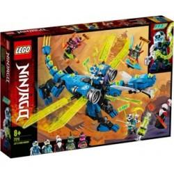 LEGO NINJAGO 71711 Cybersmok Jaya