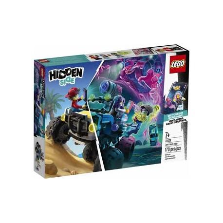 LEGO HIDDEN SIDE 70428 Łazik Plażowy Jacka