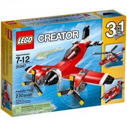 LEGO CREATOR 31047 Propeller Plane / Samolot Śmigłowy NOWOŚĆ 2016