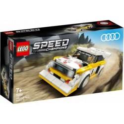 LEGO SPEED CHAMPIONS 76897 Audi Sport Quattro S1 1985
