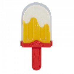 PLAY-DOH Zestaw Ciastoliny LODY DLA OCHŁODY Lód Biało-Pomarańczowy E5348