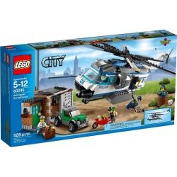LEGO CITY 60046 Helikopter Zwiadowczy