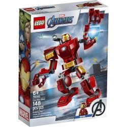 LEGO AVENGERS 76140 Mech Iron Mana
