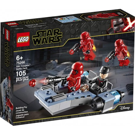 LEGO STAR WARS 75266 Zestaw Bitewny Żołnierzy Sithów