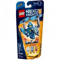 LEGO NEXO KNIGHTS 70330 Clay NOWOŚĆ 2016