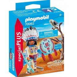 PLAYMOBIL 70062 Special Plus WÓDZ INDIAN