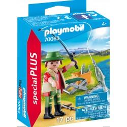 PLAYMOBIL 70063 Special Plus WĘDKARZ