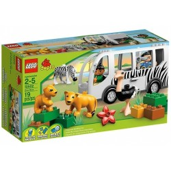 LEGO DUPLO 10502 Autobus w ZOO