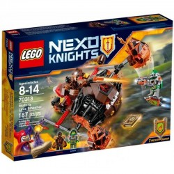 LEGO NEXO KNIGHTS 70313 Lawowy Rozłupywacz Moltora NOWOŚĆ 2016