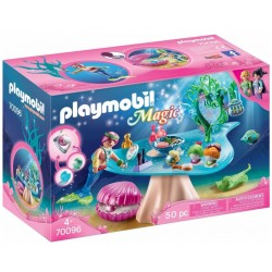 PLAYMOBIL 70096 Magic SALON PIĘKNOŚCI SYRENEK