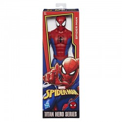 HASBRO Marvel Titan Hero Series SPIDER-MAN Figurka 30 cm E0649