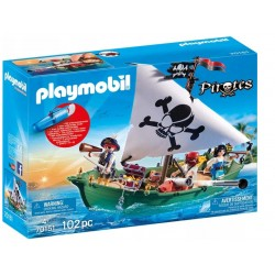 PLAYMOBIL 70151 Pirates STATEK PIRACKI