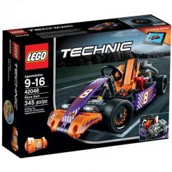LEGO TECHNIC 42048 Gokart / Wyścigówka Torowa - 2w1 - NOWOŚĆ 2016