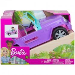 MATTEL Akcesoria dla Lalki Barbie PLAŻOWY JEEP GMT46