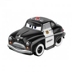 Mattel CARS Samochodziki Mini Autka SHERIFF GKF72