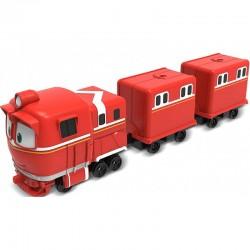 Silverlit Robot Trains POCIĄG ALF Zestaw Deluxe 80192