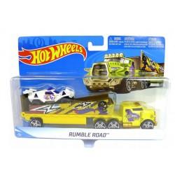HOT WHEELS Ciężarówka RUMBLE ROAD BDW56