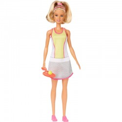 Mattel Barbie You Can Be Anything TENISISTKA GJL65