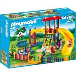 PLAYMOBIL 5568 CITY LIFE Plac Zabaw dla Dzieci