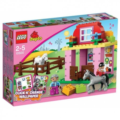 LEGO DUPLO 10500 Stadnina Koni
