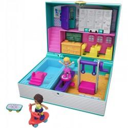 Mattel POLLY POCKET Zestaw Moja Mini Szkoła Średnia GFM48