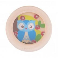 Bigjigs Toys Gra Zręcznościowa Gra z Kulką SOWA BJ217