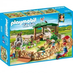 PLAYMOBIL 6635 CITY LIFE Mini ZOO