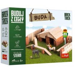 TREFL Brick Trick Buduj z Cegieł BUDA DLA PSA 60867