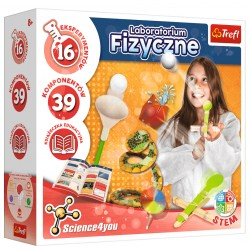 TREFL Science4You NAUKA O FIZYCE 61119