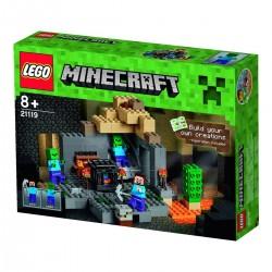 LEGO MINECRAFT 21119 Loch