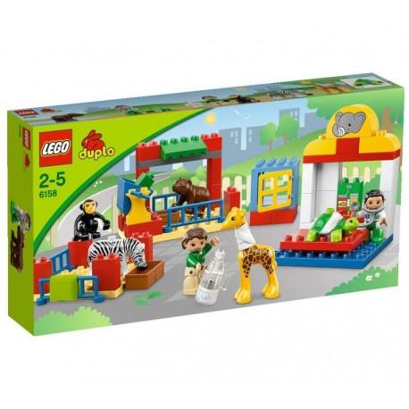 LEGO DUPLO 6158 Szpital dla Zwierząt