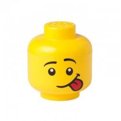 LEGO 30858 Pojemnik GŁOWA MAŁA S Chłopiec Silly