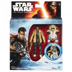 Hasbro STAR WARS The Force Awakens PRZEBUDZENIE MOCY Figurka Finna B3887
