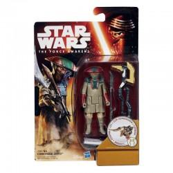 Hasbro STAR WARS The Force Awakens PRZEBUDZENIE MOCY Figurka CONSTABLE ZUVIO B3445