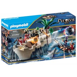 PLAYMOBIL 70413 PIRATES Twierdza Rotrock