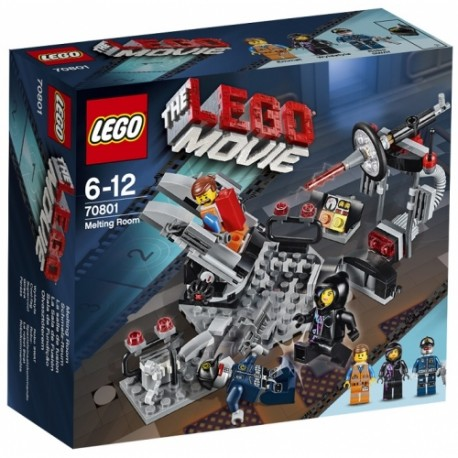 LEGO MOVIE 70801 Sala Tortur
