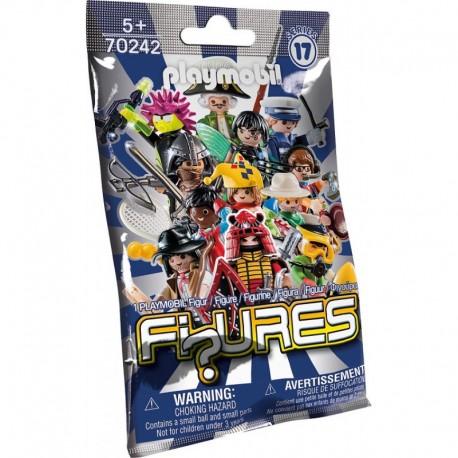 PLAYMOBIL 70242 Playmobil Figurki SERIA 17 Dla Chłopców