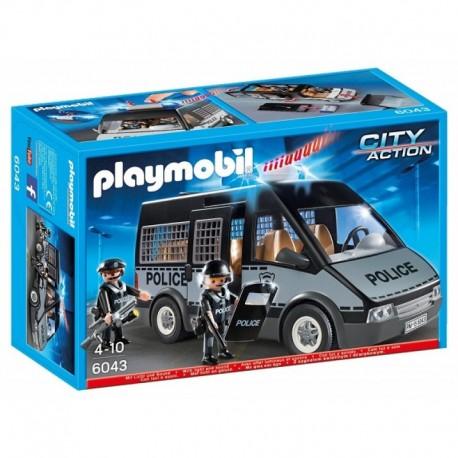 PLAYMOBIL 6043 CITY ACTION Samochód Brygady Policyjnej