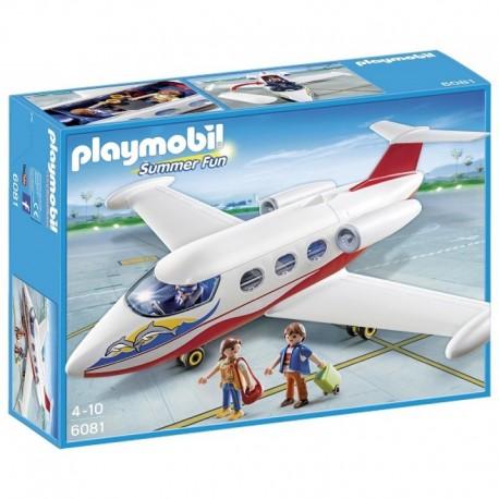 PLAYMOBIL 6081 SUMMER FUN Samolot Wakacyjny