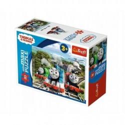 TREFL Puzzle MAXI 20 el. Mini Układanka TOMEK I PRZYJACIELE 21075