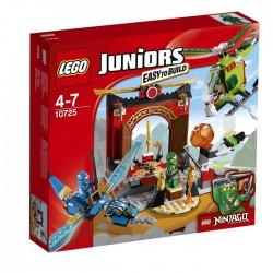 LEGO JUNIORS 10725 Ninjago Zaginiona Świątynia NOWOŚĆ 2016