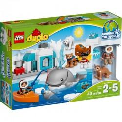 LEGO DUPLO 10803 Ville - Arktyka NOWOŚĆ 2016