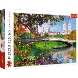 TREFL Puzzle Układanka 1000 el. NOWY JORK CENTRAL PARK 10467