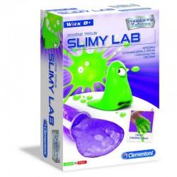 CLEMENTONI Naukowa Zabawa Laboratorium Slime STWÓRZ TWOJE SLIMY GLUTKI 50068