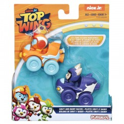 HASBRO Top Wing PTASIA AKADEMIA Swift i Baddy E5350