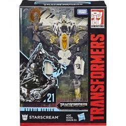 Hasbro TRANSFORMERS Generations Studio Series STARSCREAM E1608