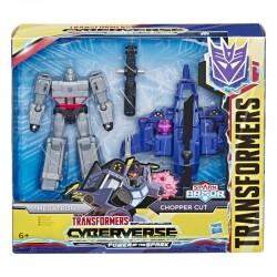 Hasbro TRANSFORMERS Cyberverse Spark Armor MEGATRON E4327