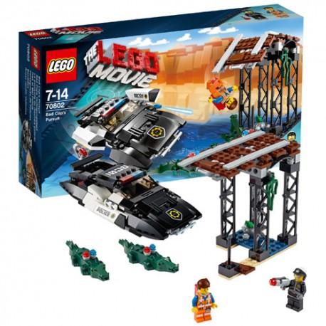 LEGO MOVIE 70802 Pościg za Złym Policjantem