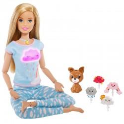 Mattel BARBIE You Can Be Anything MEDYTUJĄCA LALKA Z DŹWIĘKIEM GNK01