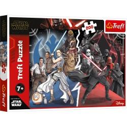 TREFL Puzzle Układanka 200 el. Disney STAR WARS BITWA W GALAKTYCE 13251